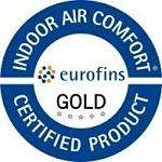 JetSpray is erkend met Eurofins Gold