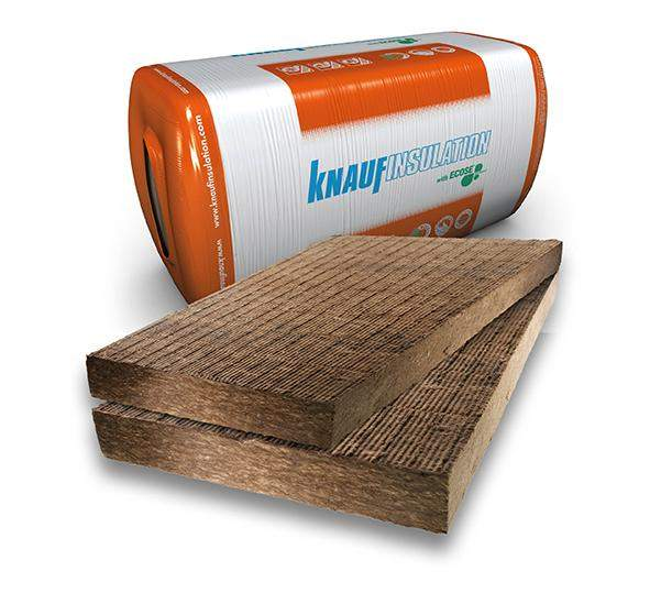 Rock4All universele steenwol Knauf Insulation met ECOSE