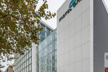 Motel One buitengevel
