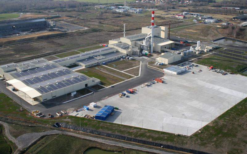 Knauf Insulation start glaswolproductie in Lannemazan