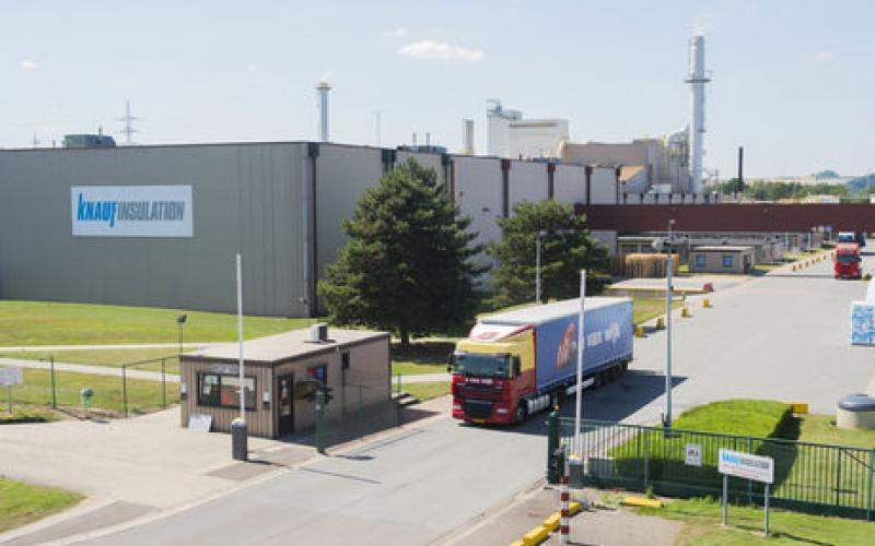 Knauf Insulation breidt fabriek in Visé uit